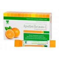 АРНЕБИЯ витамин С апельсин 10 штук