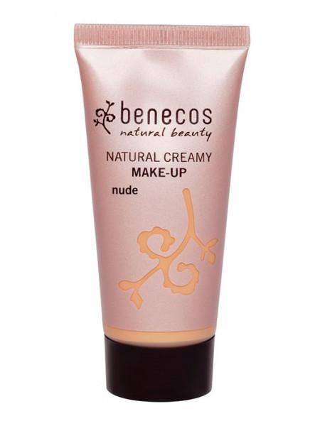 BENECOS Тональный крем «ТЕЛЕСНЫЙ» натуральный, 30 мл