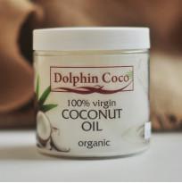кокосовое масло 500 мл (банка) до 08.2020