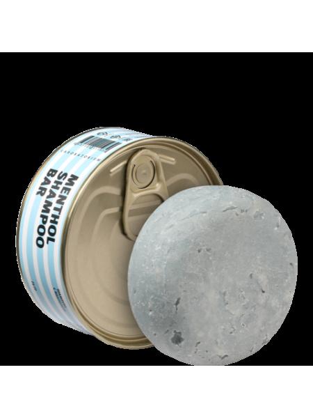 Твердый шампунь ментоловый (Menthol shampoo bar), 75 гр