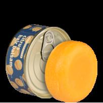 Твердый укрепляющий бальзам для волос (Citrus hair balsam), 70 гр