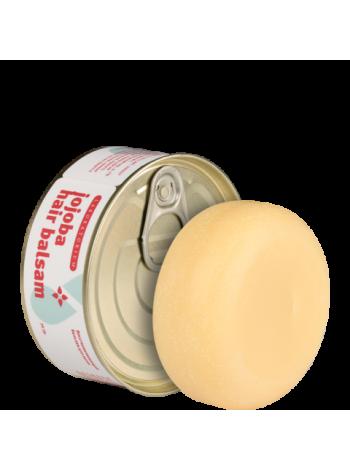 Твердый восстанавливающий бальзам для волос (Jojoba hair balsam), 70 гр