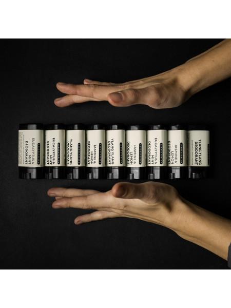 Твердый дезодорант (эвкалипт и мята)