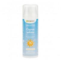 Солнцезащитный крем для чувствительной кожи и детской кожи SPF 50 мл 125 мл. годен до 09.21