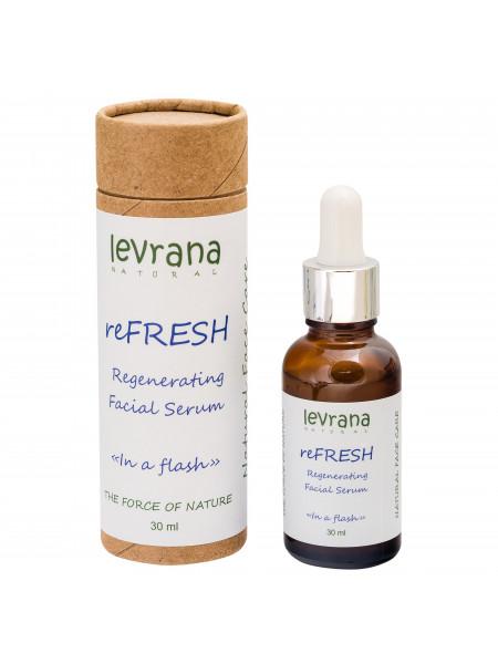 """Сыворотка для лица """"reFresh"""" регенерирующая, обновление кожных клеток, 30мл"""