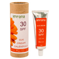 Солнцезащитный крем для тела Календула 30SPF 50мл