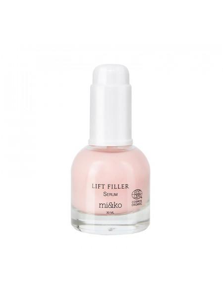 Сыворотка для лица Lift Filler serum Cosmos Organic, 30 мл