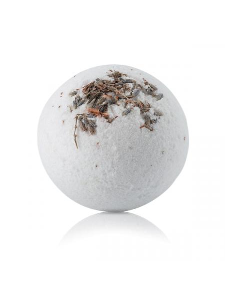 Бурлящий шарик для ванн Лаванда 185 гр.