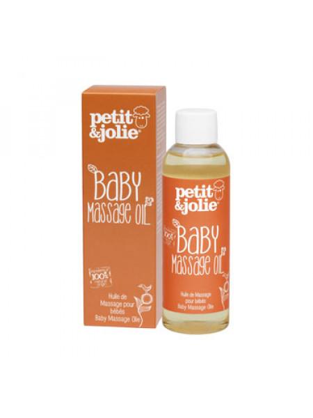 ПЭТИ` ЖОЛИ Массажное масло для младенцев, 100 мл