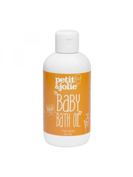 ПЭТИ` ЖОЛИ Масло для ванны для младенцев, 200 мл