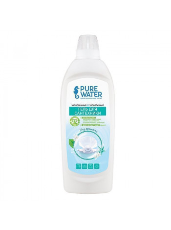 Гель для сантехники Pure Water Без аромата, 500 мл