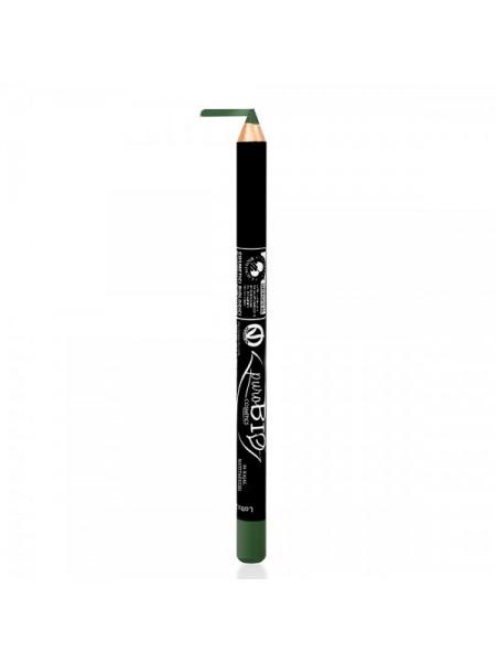 Карандаш для глаз 06 Бутылочный зеленый PUROBIO, 1,3 гр