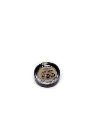 Тени матовые 02 Бледно-коричневый PUROBIO, 2,5 гр