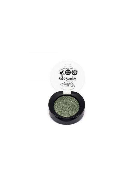 Тени мерцающие 22 Зеленый мох PUROBIO, 2,5 гр