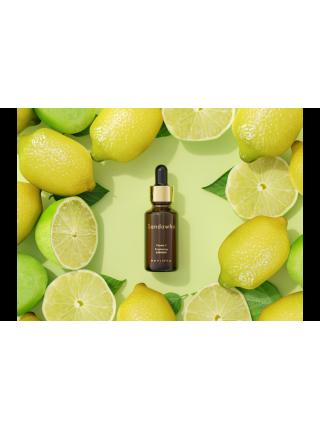 Обновляющая эссенция для сияния кожи с витамином С Sandawha, 30 мл