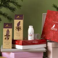 """Новогодний подарочный набор """"Молодость кожи"""""""