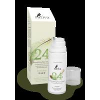 Крем для лица питательный №24  для нормального и сухого типа кожи, 50мл