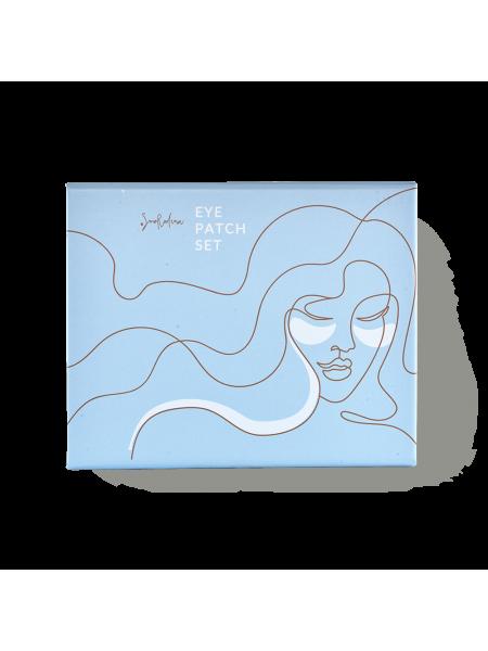 Набор патчей Deep Hydration (глубокое увлажнение) Smorodina, 30 мл
