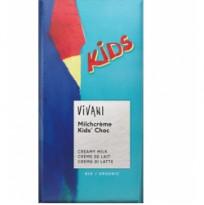 """Vivani Органический молочный шоколад """"Детский"""", 100 гр"""